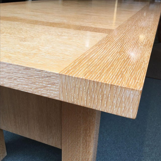 Christian Liaigre Holly Hunt Abyss Dining Table - Image 4 of 9