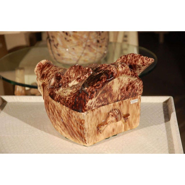 Wild Boar's Head Tureen - Image 5 of 7