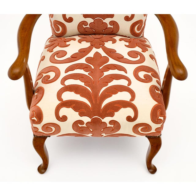 Mid-Century French Vintage Armchairs For Sale In Austin - Image 6 of 10