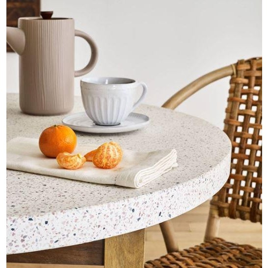 Our Terrazza™ series feels equally at home on the patio and in the living room. Terrazzo, is a surface so durable the...