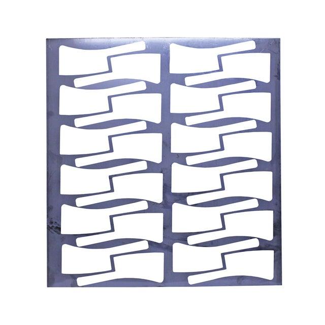 Vintage Stainless Steel Cleaver Pattern - Image 1 of 2