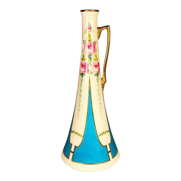 Vintage Mintons English Vase For Sale