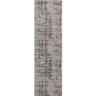 Sample - Stark Studio Rugs Bixby Rug in Gray For Sale