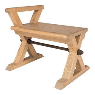 Sarreid Ltd Pine Wood Bench or Table For Sale