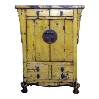 19th Century Altar Cabinet Shanxi China For Sale