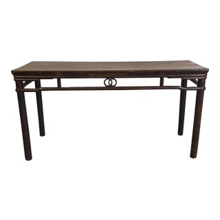 Antique Chinese Console