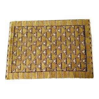 Marta Maas-Fjetterström Geometric Rya Carpet - 5′7″ × 8′1″ For Sale