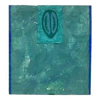 "John Rozelle (American, B. 1944) ""Passage Series #15"" Original Painting C.1989 For Sale"