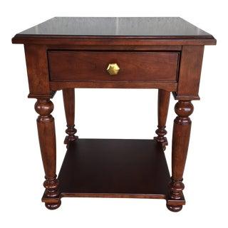 Martha Stewart for Bernhardt Cherry Accent Table For Sale