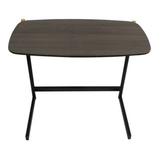 Mid-Century Modern West Elm Tablet Table For Sale