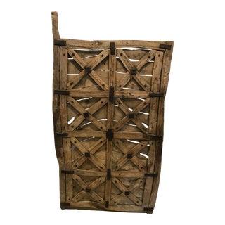 19th Century Indonesian Door For Sale