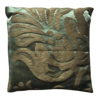 Custom Silk Celadon Green Sachet