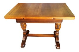 Image of Dining Room Drop-Leaf and Pembroke Tables