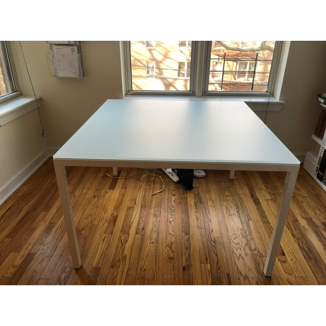 Room and Board Custom Pratt Table For Sale In New York - Image 6 of 10