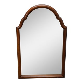 Harden Solid Cherry Traditional Wall Mirror
