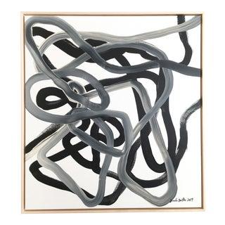 Black Knot Original Painting For Sale