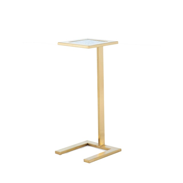 2010s Blink Home Irvine II Martini Table For Sale - Image 5 of 6