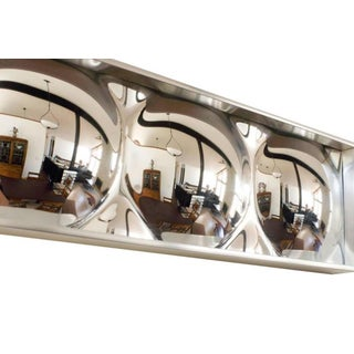 Turner Convex Bubble Mirror Wall Art Preview