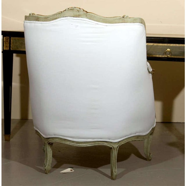 Louis XV Style Bergère by Jansen - A Pair - Image 10 of 10