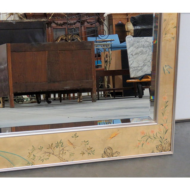 LaBarge Asian Inspired Mirror For Sale In Philadelphia - Image 6 of 9