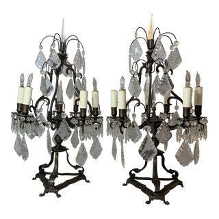 1950s Girandoles Light - a Pair For Sale