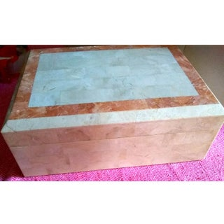 Late 20th Century Maitland - Smith Tessellated Marble Box Preview