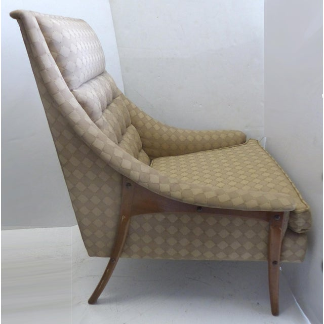 Mid-Century Adrian Pearsall Style Chairs - A Pair - Image 3 of 8