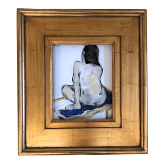 """""""Morning Light"""" Figural Painting For Sale"""