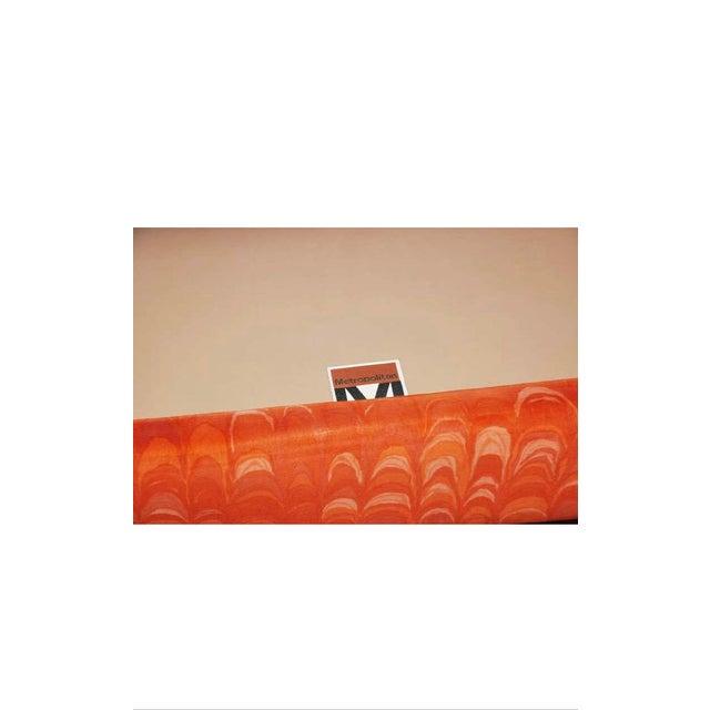 Metropolitan 3 Pc. Sectional Sofa in Jack Lenor Larsen Velvet For Sale - Image 9 of 10