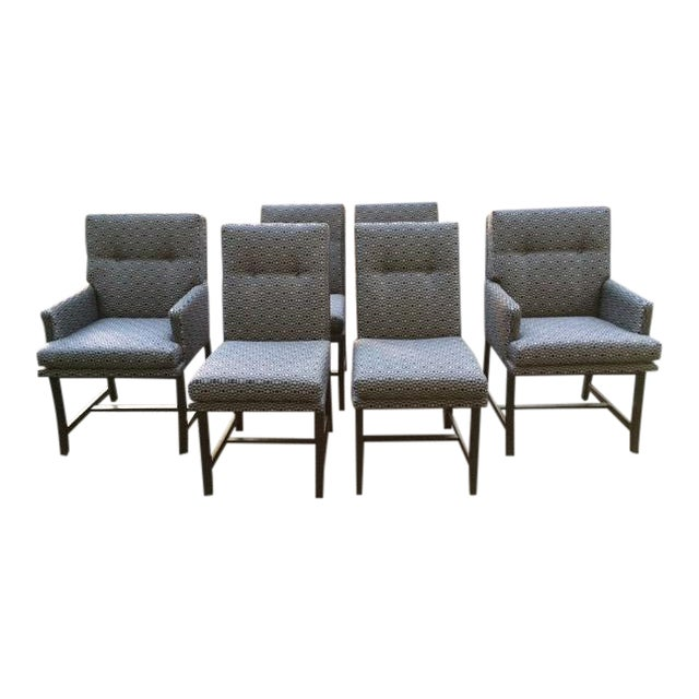 Harvey Probber for Directional Dining Chairs - Set of 6 - Image 1 of 11