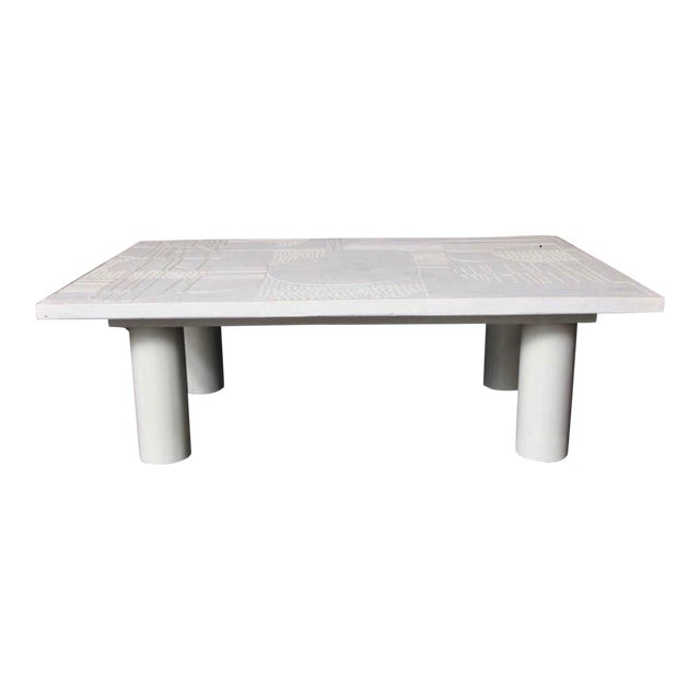 Postmodern Style Coffee Table For Sale