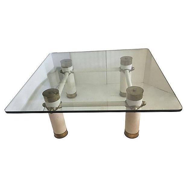 Maitland Smith Coffee Table - Image 3 of 7