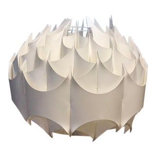 Vest Austrian Panton Colombo Era Chandelier For Sale