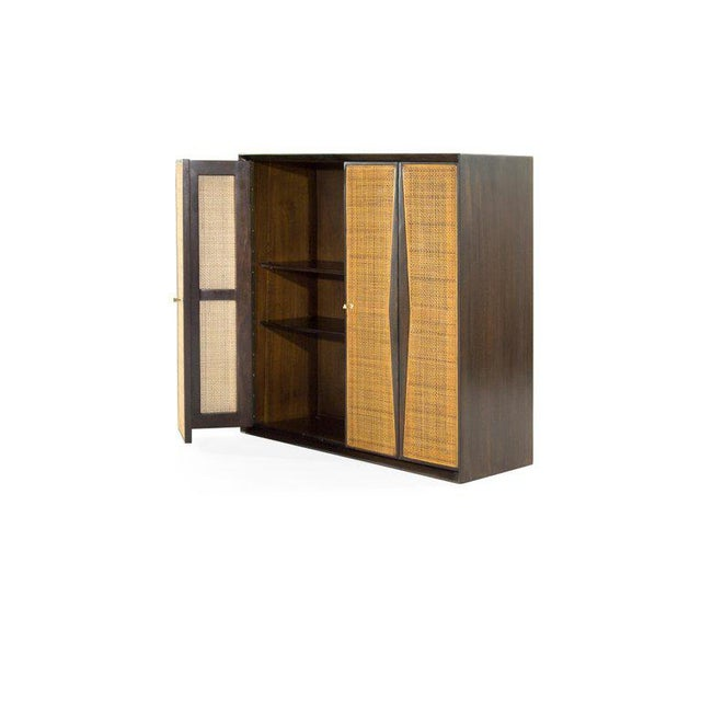 1950s Floating Liquor Cabinet by Vladimir Kagan for Grosfeld House For Sale - Image 10 of 13