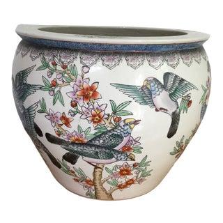 1960s Vintage Asian Pot For Sale