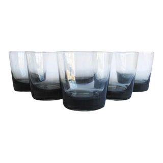 Mid-Century Rocks Glasses - Set of 6
