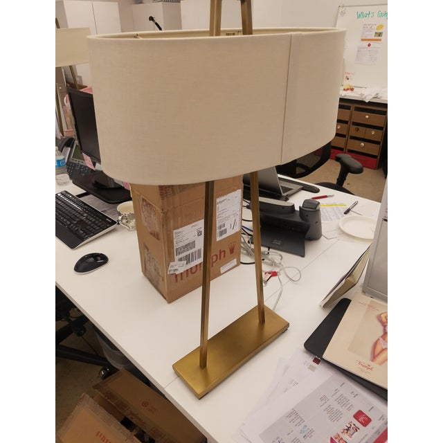 Tanner & Kenzie Table Lamp For Sale - Image 5 of 5