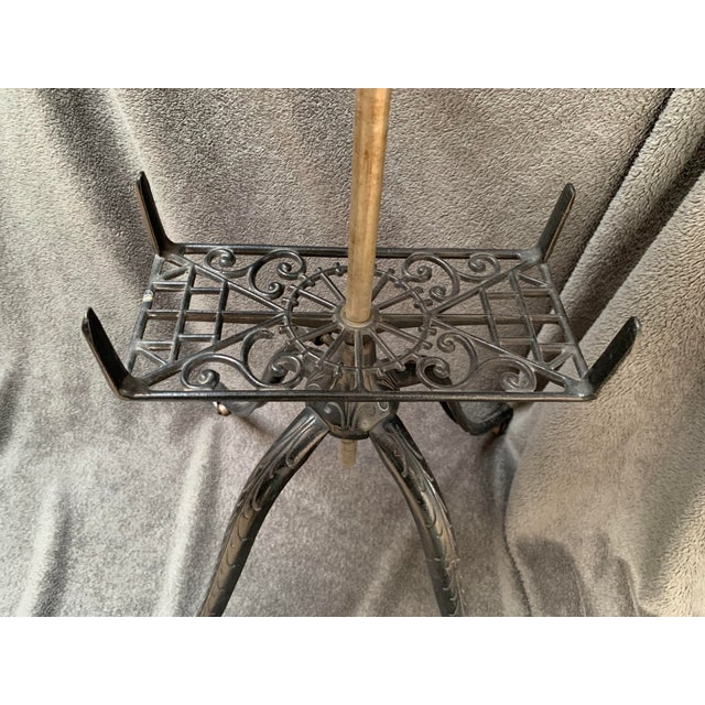 Early 20th Century Antique Adjustable Book Stand For Sale - Image 5 of 10