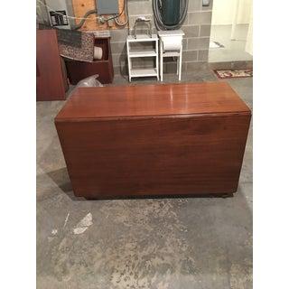 Antique Sheraton Walnut Pembroke Table Preview