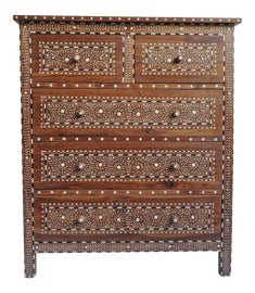 Image of Teak Dressers and Chests of Drawers
