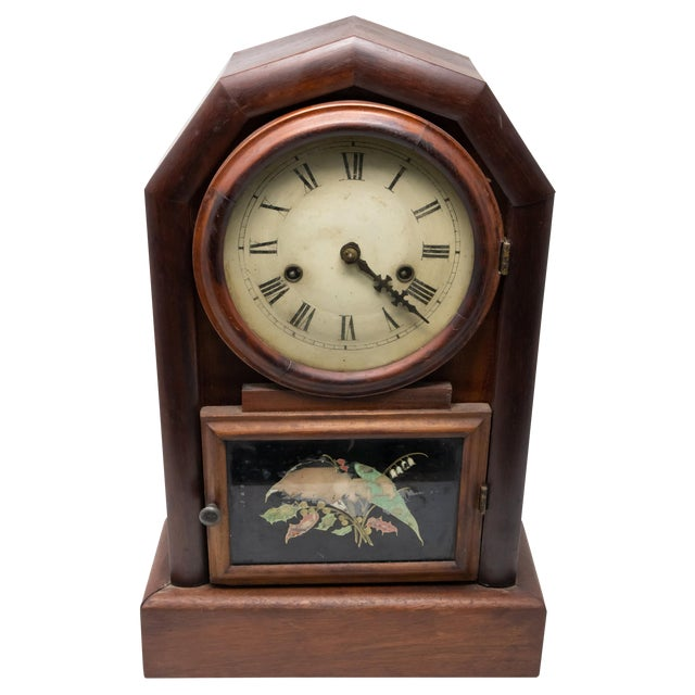 New Haven Clock Co. Mantle Clock For Sale