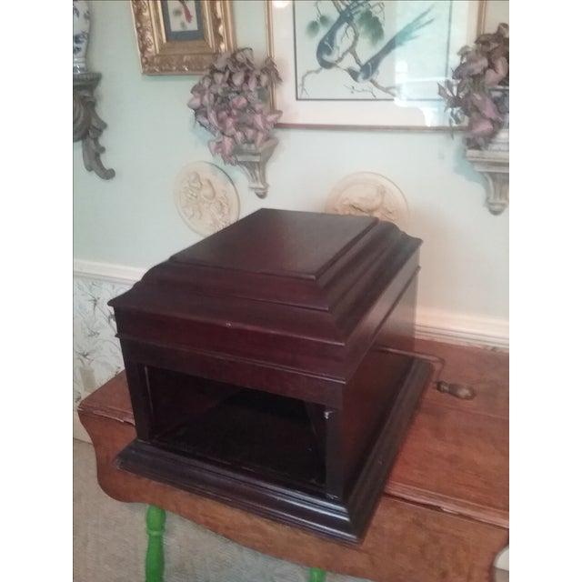 Antique Hand Crank Phonograph - Image 4 of 5