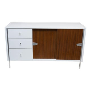 Mengel Furniture Lacquered Credenza For Sale
