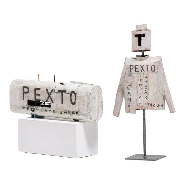 """""""Pexto"""" Car & Jacket by Patrick Fitzgerald For Sale"""