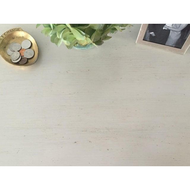 Shabby Chic Light Gray Dresser - Image 10 of 11