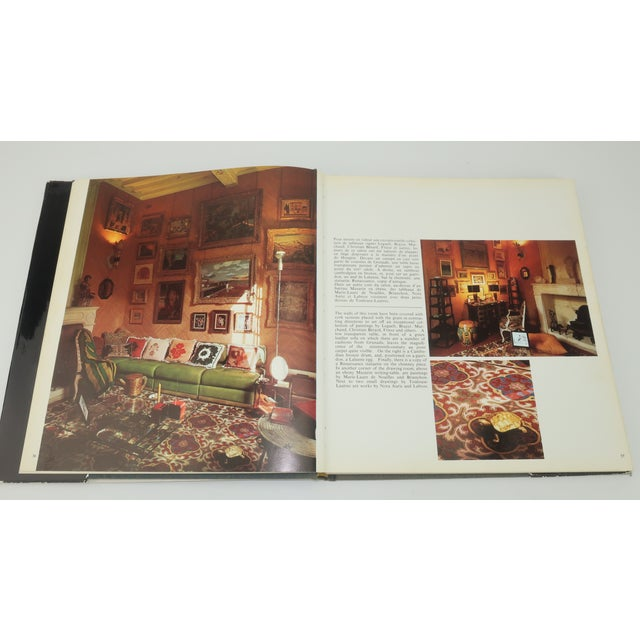 Art Deco Jansen Decoration French Coffee Table Book, 1971 For Sale - Image 3 of 13