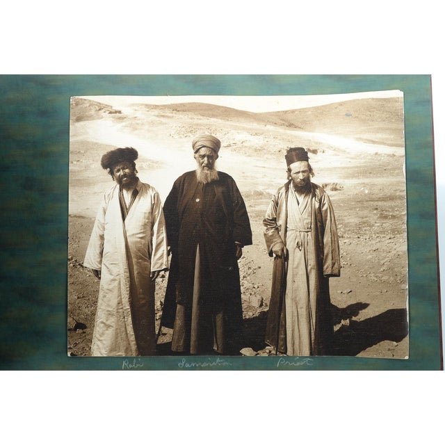 Photography 1920s Holy Land Photo Album For Sale - Image 7 of 9