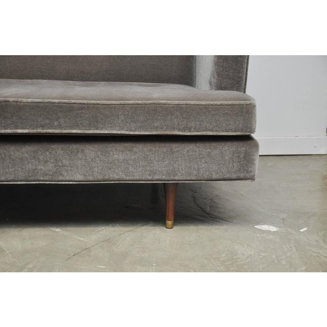 1950s Dunbar Sofa by Edward Wormley For Sale - Image 5 of 8