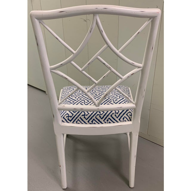 White Bungalow 5 Evelyne Side Chair For Sale - Image 8 of 11