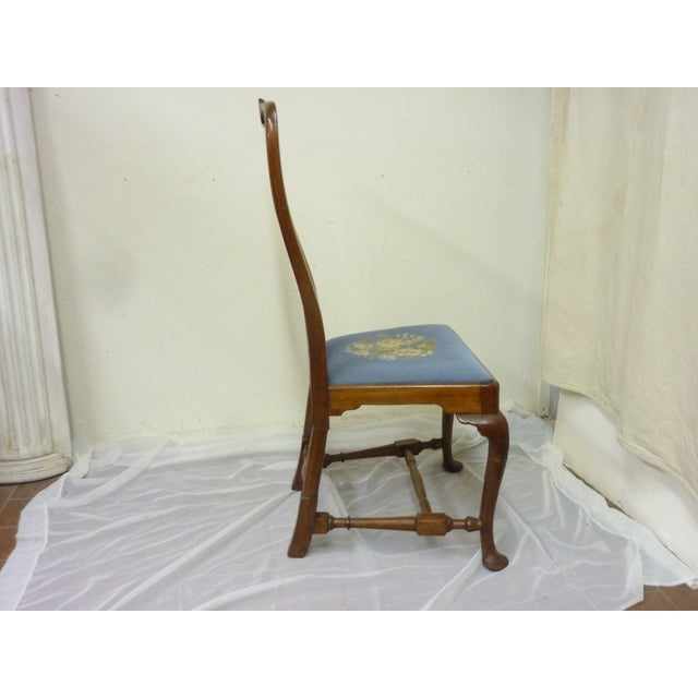 18th Century American Sidechair For Sale In Portland, ME - Image 6 of 9